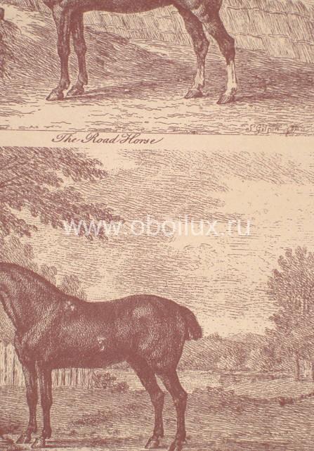 Английские обои Lewis & Wood,  коллекция Sporting & Character, артикулLW95177