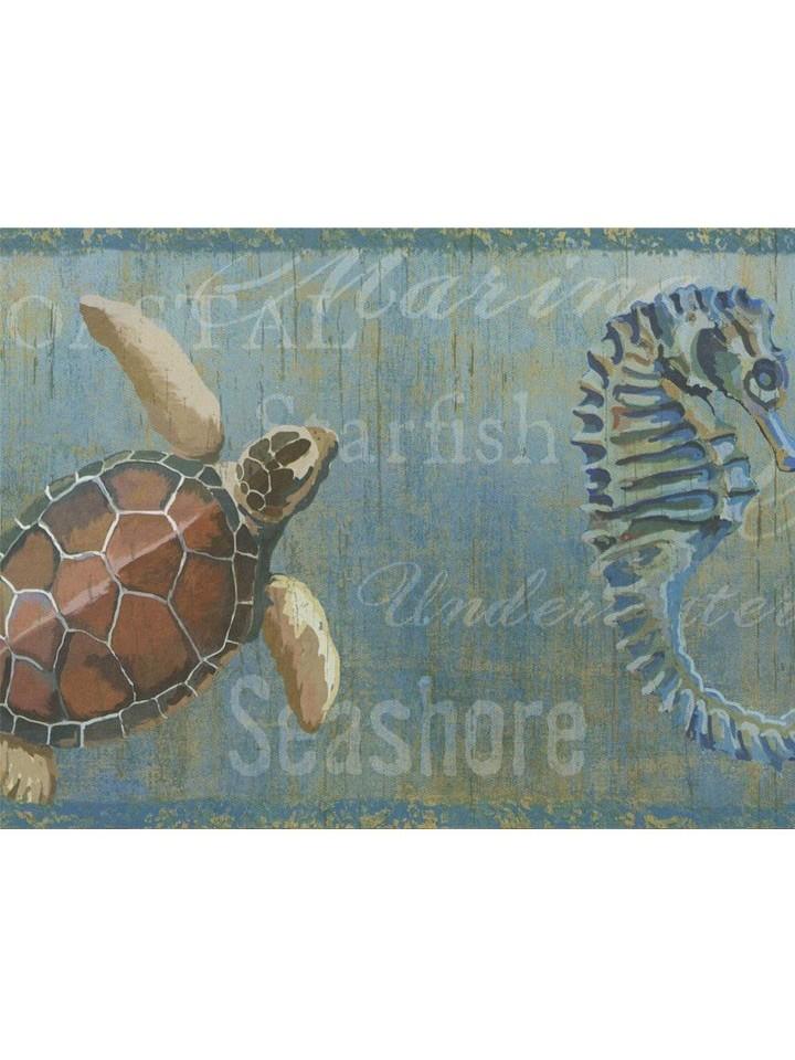 Американские обои Chesapeake,  коллекция Sand Dollar, артикулDLR53533B