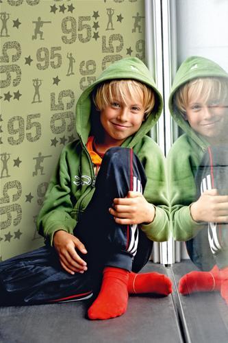 Английские обои Graham & Brown,  коллекция Kids@Home 3, артикул73099