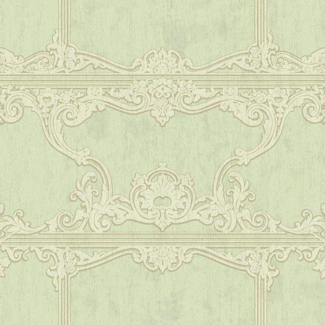 Американские обои York,  коллекция Silver Leaf II, артикулSL5723
