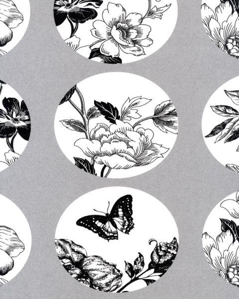 Французские обои Caselio,  коллекция Black & White, артикулBTW61100997