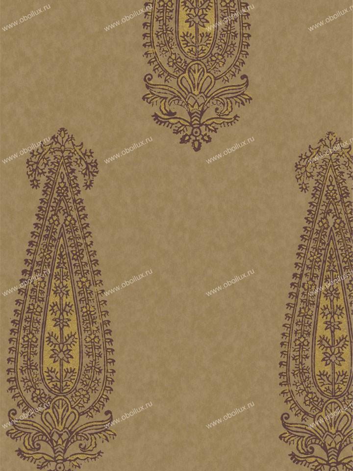 Американские обои Schumacher,  коллекция Jaipur, артикул5005333