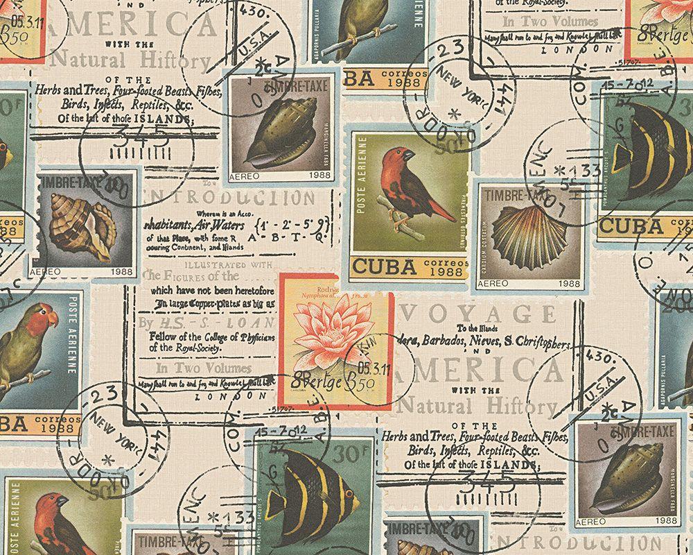 Немецкие обои A. S. Creation,  коллекция Dekora Natur VI, артикул9589-91