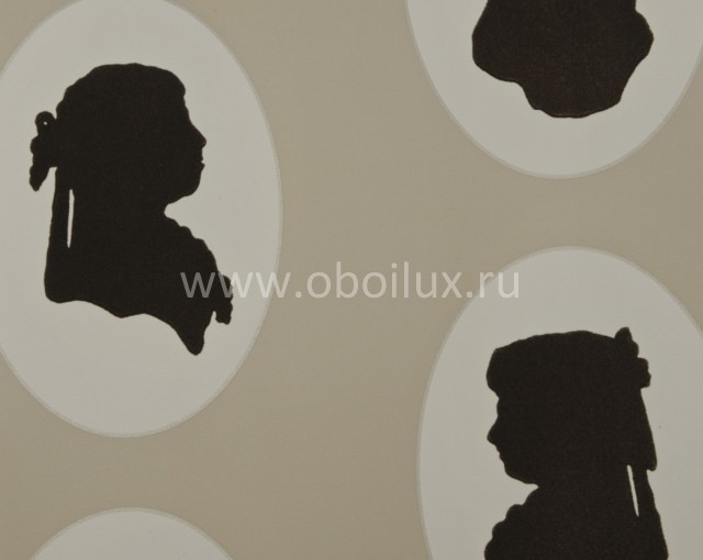 Английские обои Osborne & Little,  коллекция Folia, артикулW5790-05