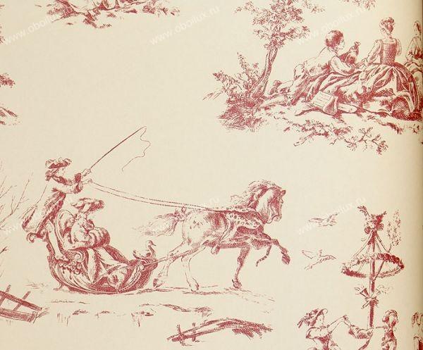 Французские обои Casadeco,  коллекция Amboise, артикулCBR15388102