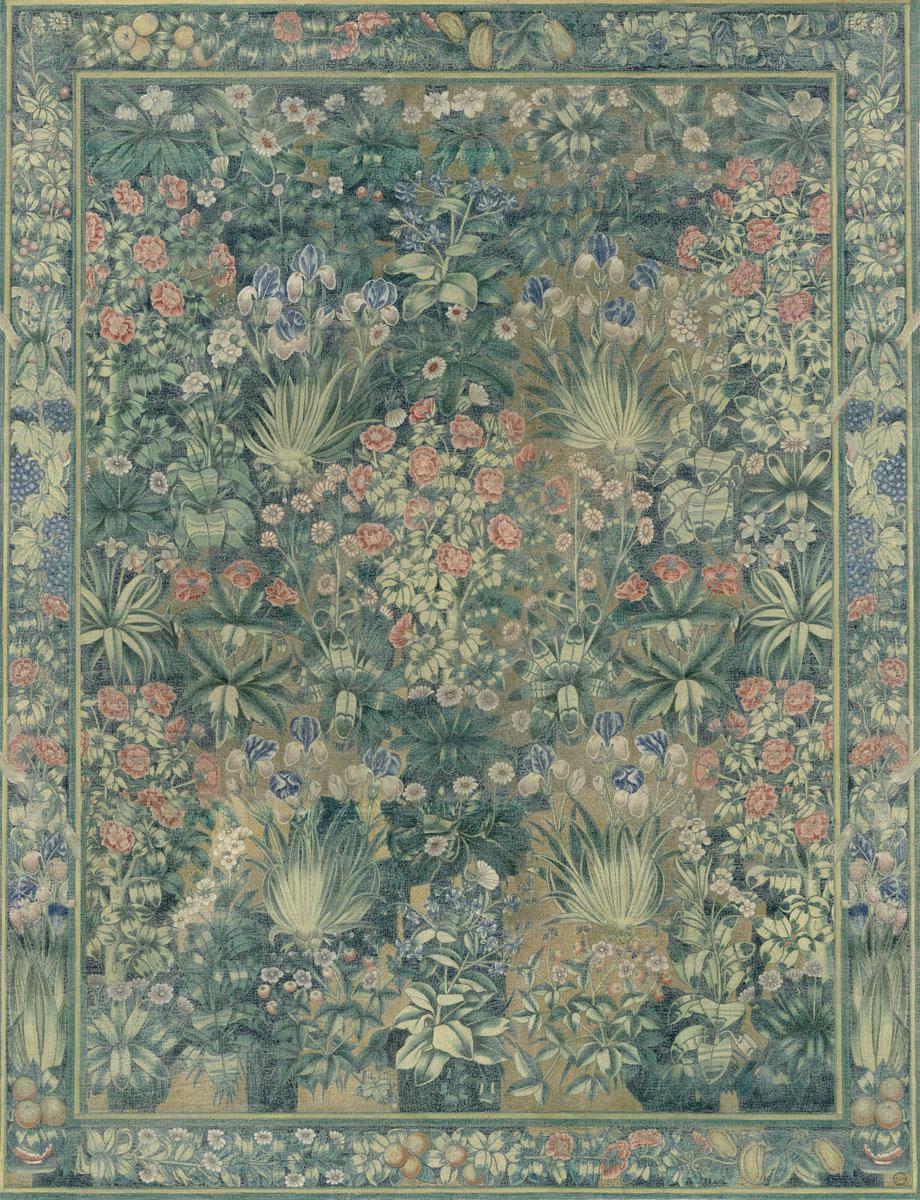 Английские обои Iksel,  коллекция Scenic & Architectural Wallpapers, артикулTapestriesTAP1