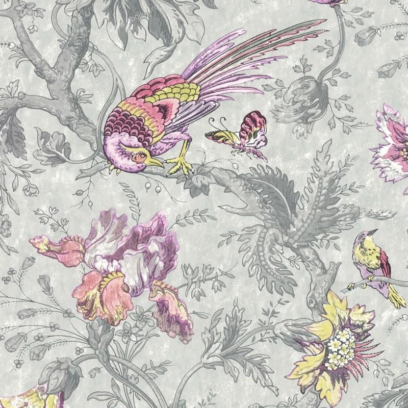 Английские обои Little Greene,  коллекция London Wallpapers III, артикул0282CWCHARM