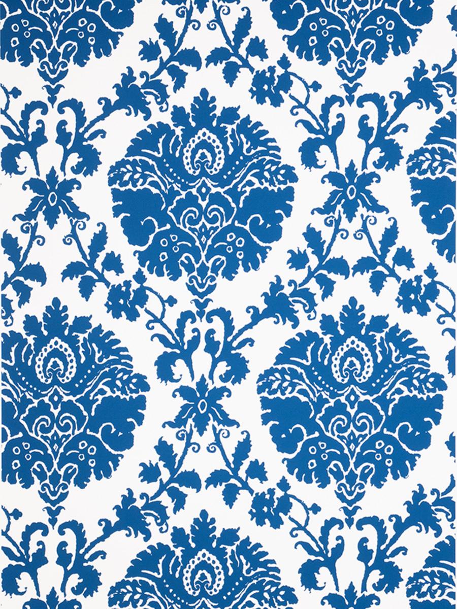 Американские обои Stroheim,  коллекция Blue & White, артикул6022302