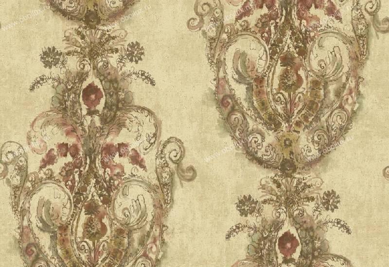 Американские обои York,  коллекция Autumn Dreams, артикулKP4917