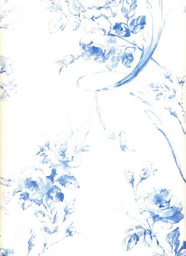 Американские обои Wallquest,  коллекция Chambray, артикулFG62002