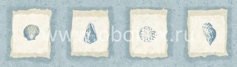 Канадские обои Blue Mountain,  коллекция Pastel, артикулBC1581747b