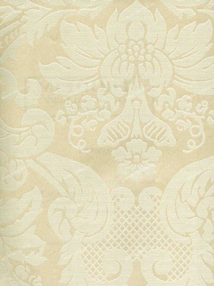 Американские обои Stroheim,  коллекция Color Gallery Platinum and Ivory, артикул4438E0020