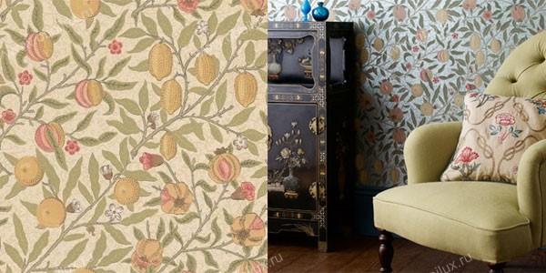 Английские обои Morris & Co,  коллекция Archive Wallpapers, артикул210395
