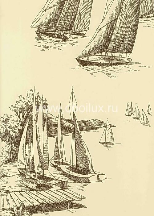 Американские обои York,  коллекция Ashford House - By The Sea, артикулAC6137
