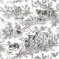 Американские обои Thibaut,  коллекция Toile Resource II, артикулT9703