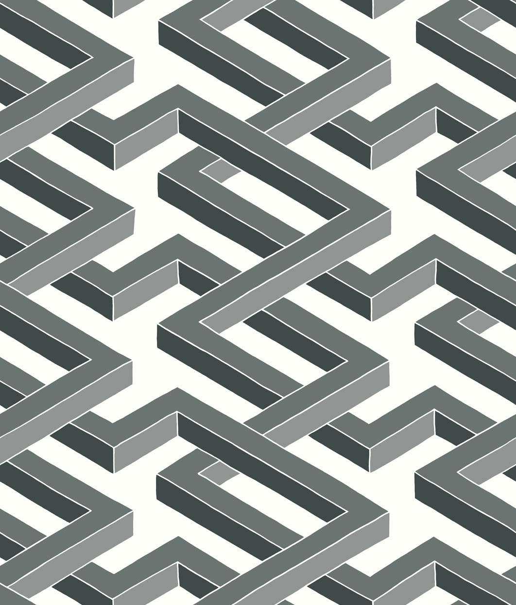 Английские обои Cole & Son,  коллекция Geometric II, артикул105/1002