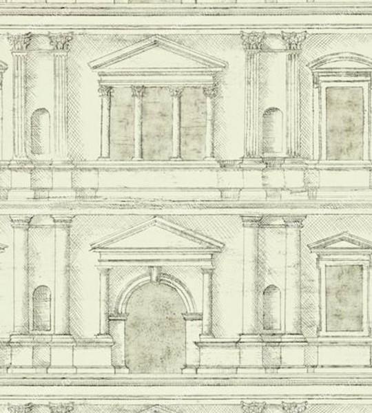Английские обои Zoffany,  коллекция Intaglio, артикул310081