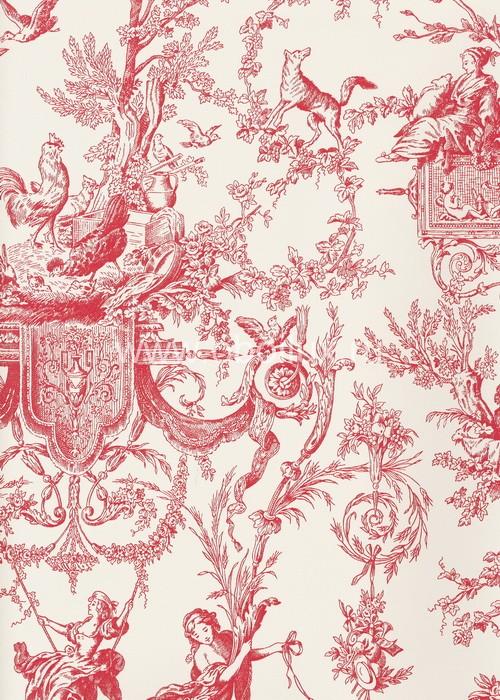 Американские обои York,  коллекция Ashford House - Toiles, артикулAT4238