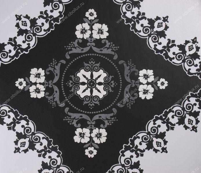 Обои  Eijffinger,  коллекция Black & White, артикул397571
