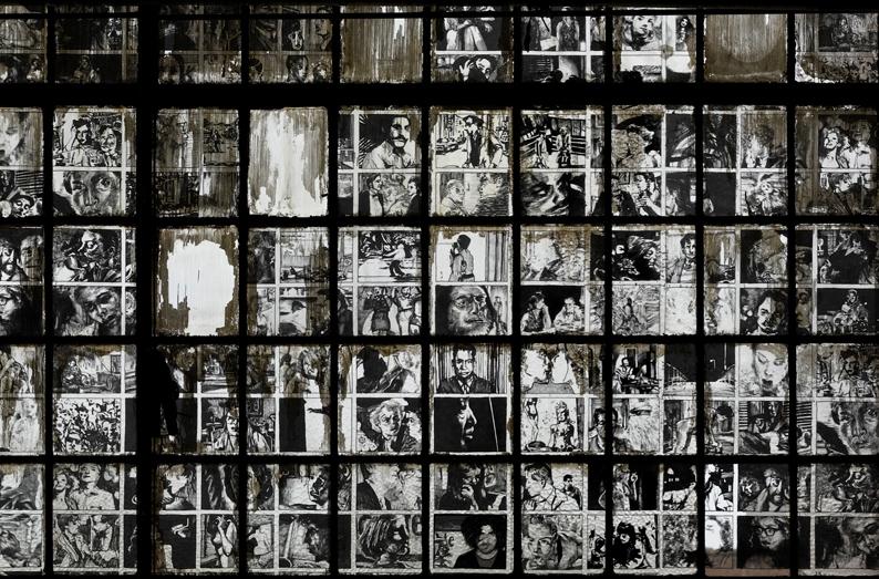 Итальянские обои Wall & deco,  коллекция Gio Pagani 12, артикулGPW1204