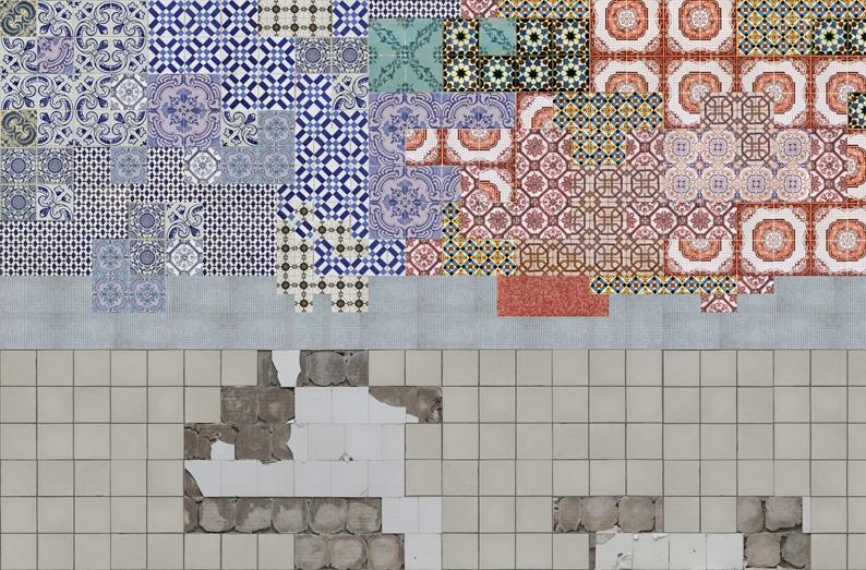 Итальянские обои Wall & deco,  коллекция Gio Pagani 12, артикулGPW1224