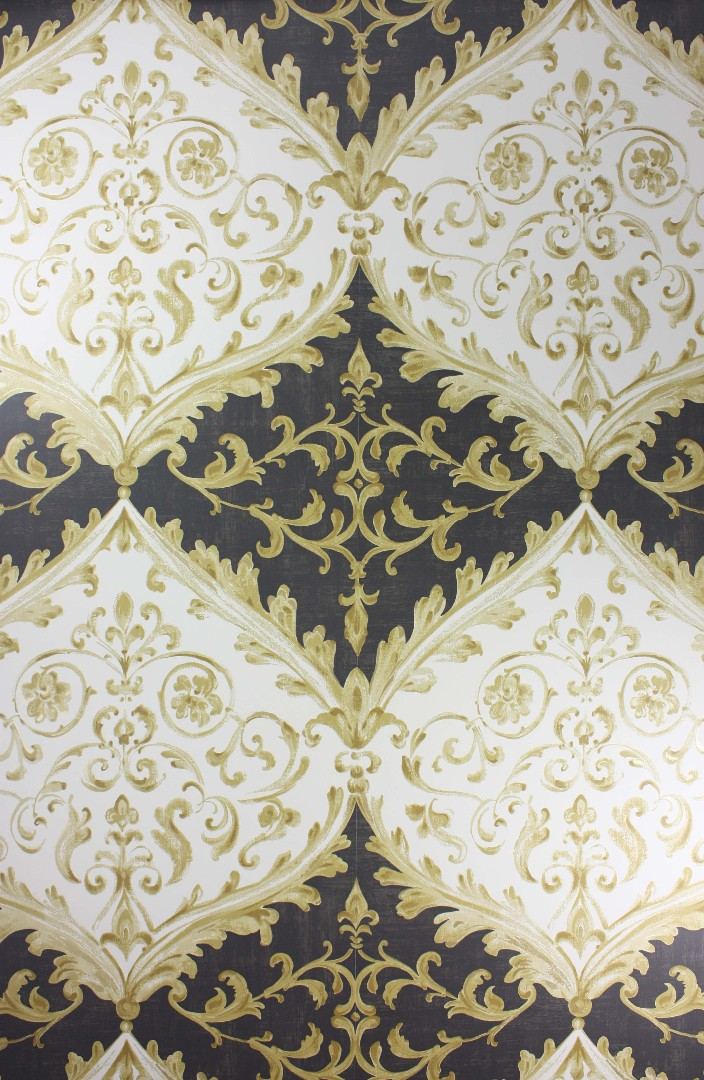 Английские обои Nina Campbell,  коллекция Rosslyn Wallpapers, артикулNCW4156-06