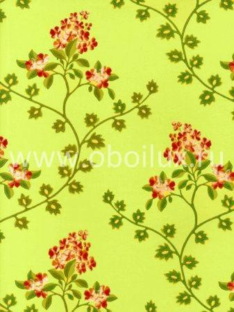 Английские обои Zoffany,  коллекция Fleurs Rococo, артикулFLW04002