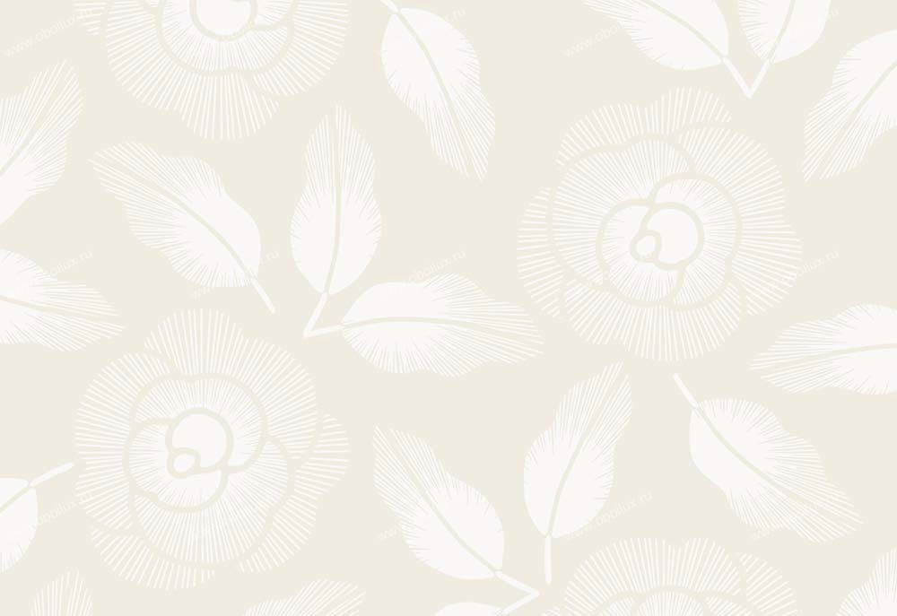Шведские обои Eco,  коллекция Almost White, артикул3403