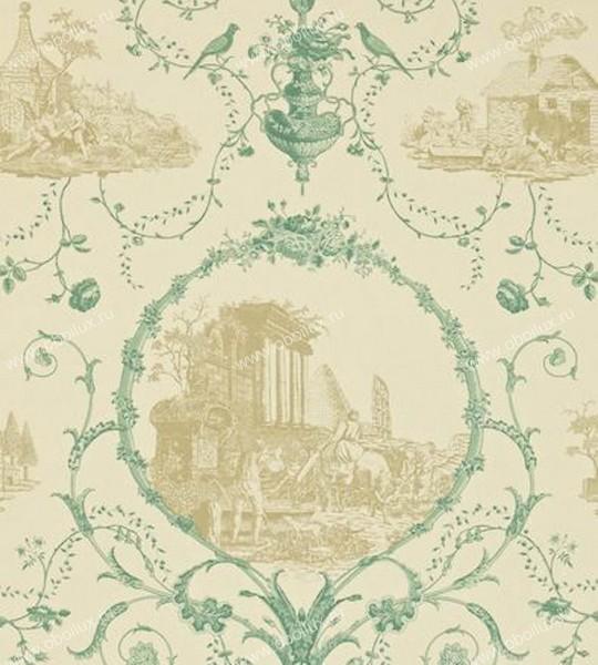 Английские обои Zoffany,  коллекция Chantemerle, артикулCHP06003