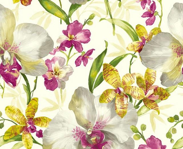 Американские обои Wallquest,  коллекция English Garden, артикулEG50210