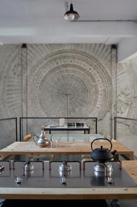 Итальянские обои Wall & deco,  коллекция Life 14, артикулWDMA1401-A