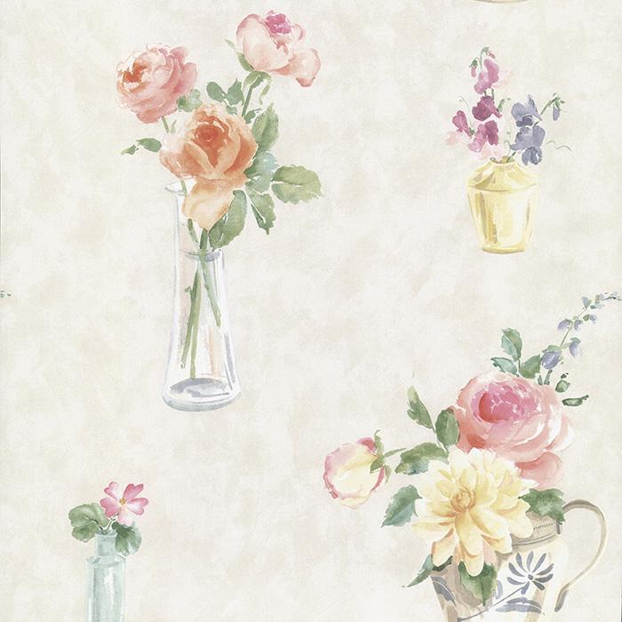 Английские обои The Paper Partnership,  коллекция Birchgrove Gardens, артикулEO00124