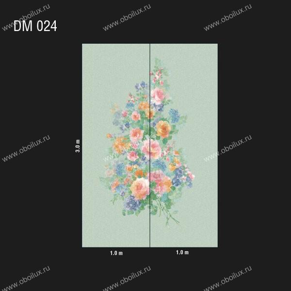 Российские обои Loymina,  коллекция Illusion, артикулDM-024