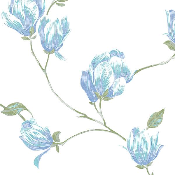 Канадские обои Aura,  коллекция English Florals, артикулG34325