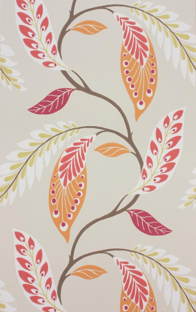 Английские обои Nina Campbell,  коллекция Fontibre Wallpaper, артикулNCW4207-01
