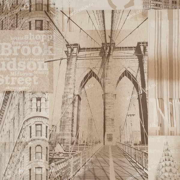 Американские обои Studio 465,  коллекция New York, артикулNY91908