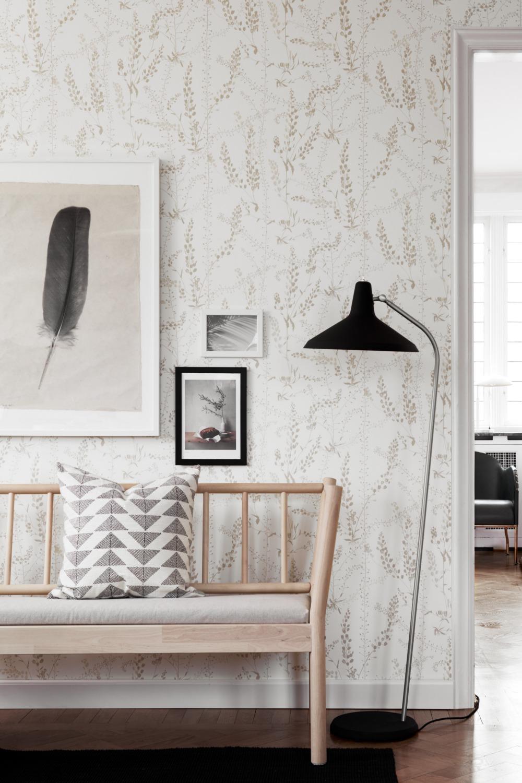 Шведские обои Borastapeter,  коллекция Scandinavian Designers II, артикул1785