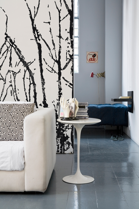 Итальянские обои Wall & deco,  коллекция Big Brand 11, артикулBBBF1101
