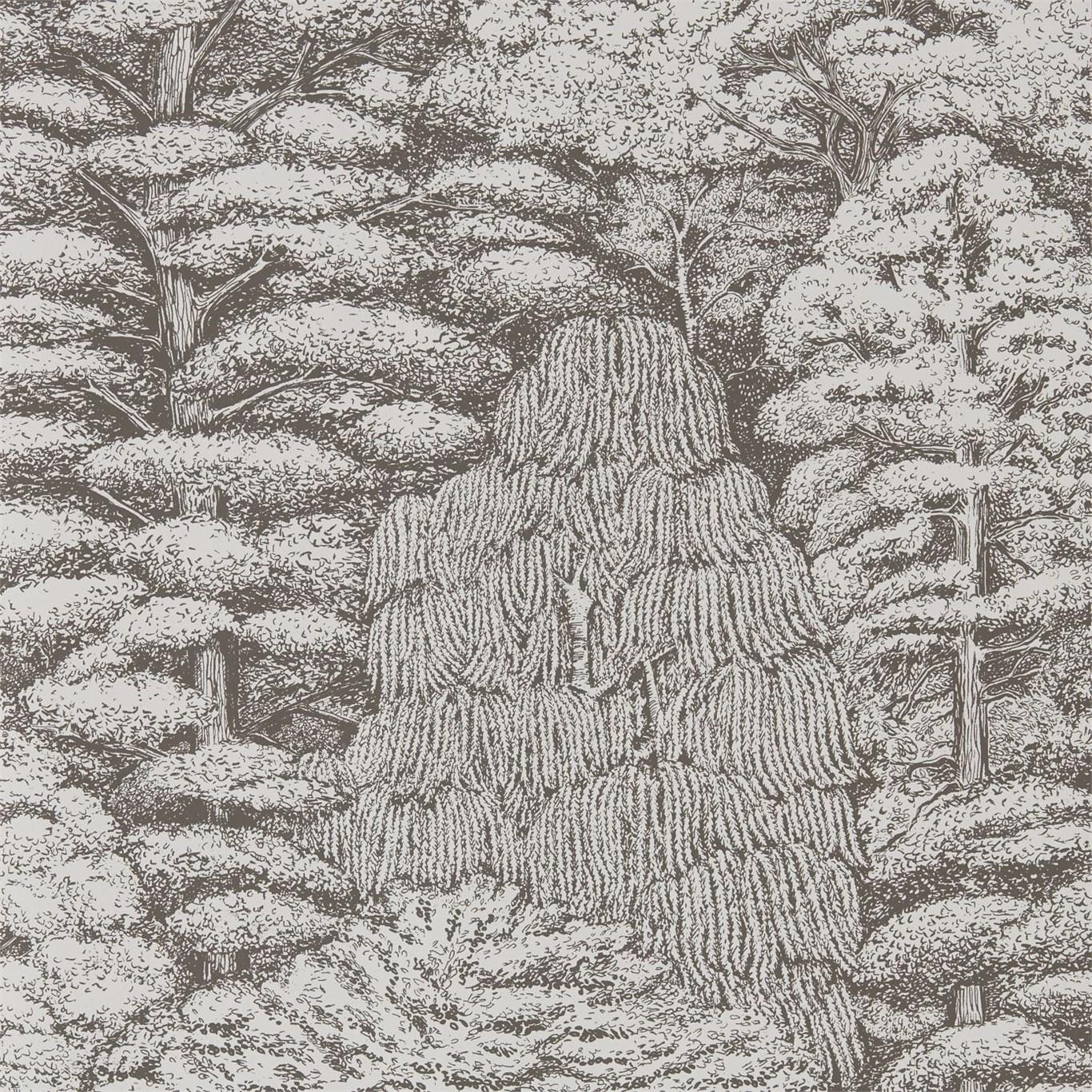Английские обои Sanderson,  коллекция Woodland Walk, артикул215716