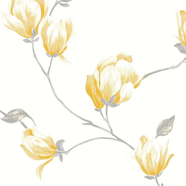 Канадские обои Aura,  коллекция English Florals, артикулG34323