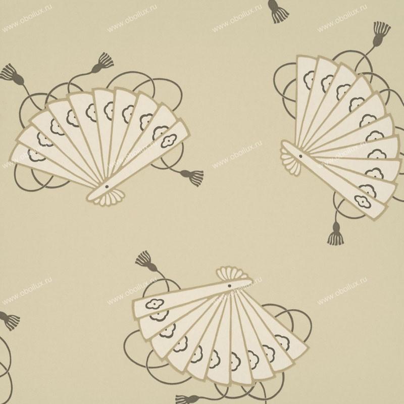 Английские обои Little Greene,  коллекция Oriental Wallpapers, артикул0275SHNATUR
