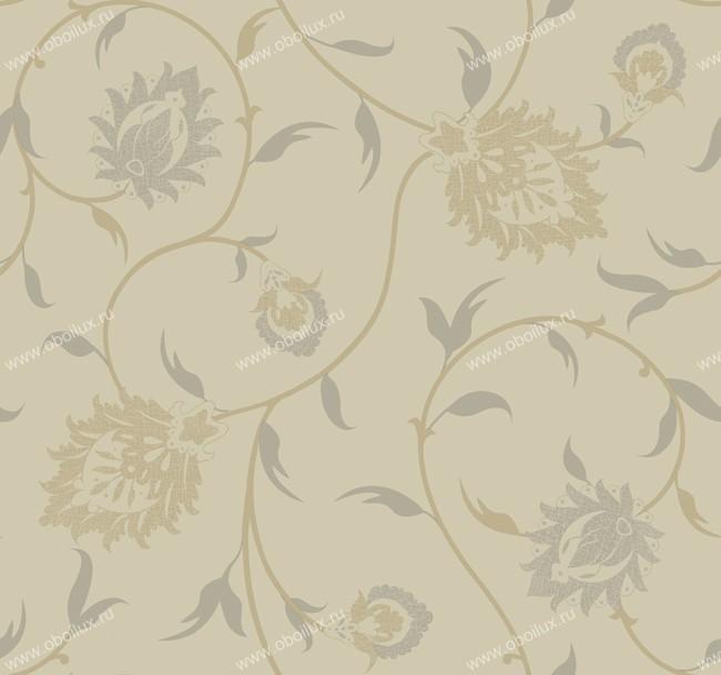 Американские обои York,  коллекция Monogram - Elegance, артикулABA8005