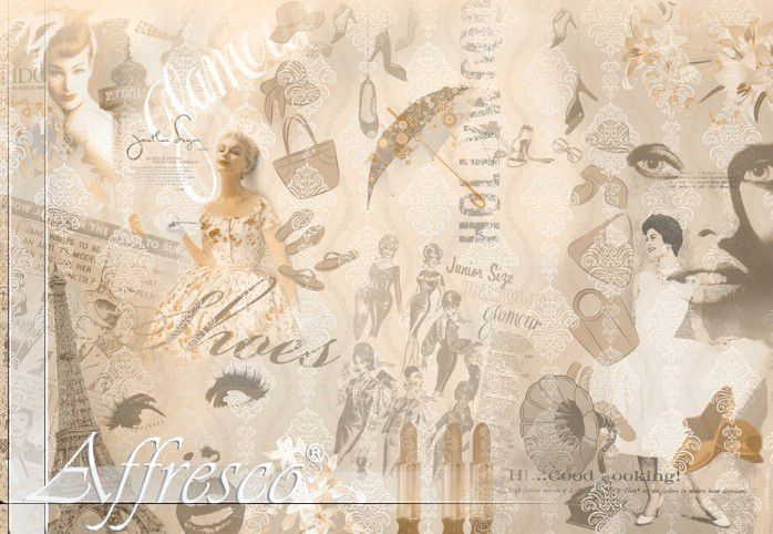 Российские обои Affresco,  коллекция Modern Series, артикулms549