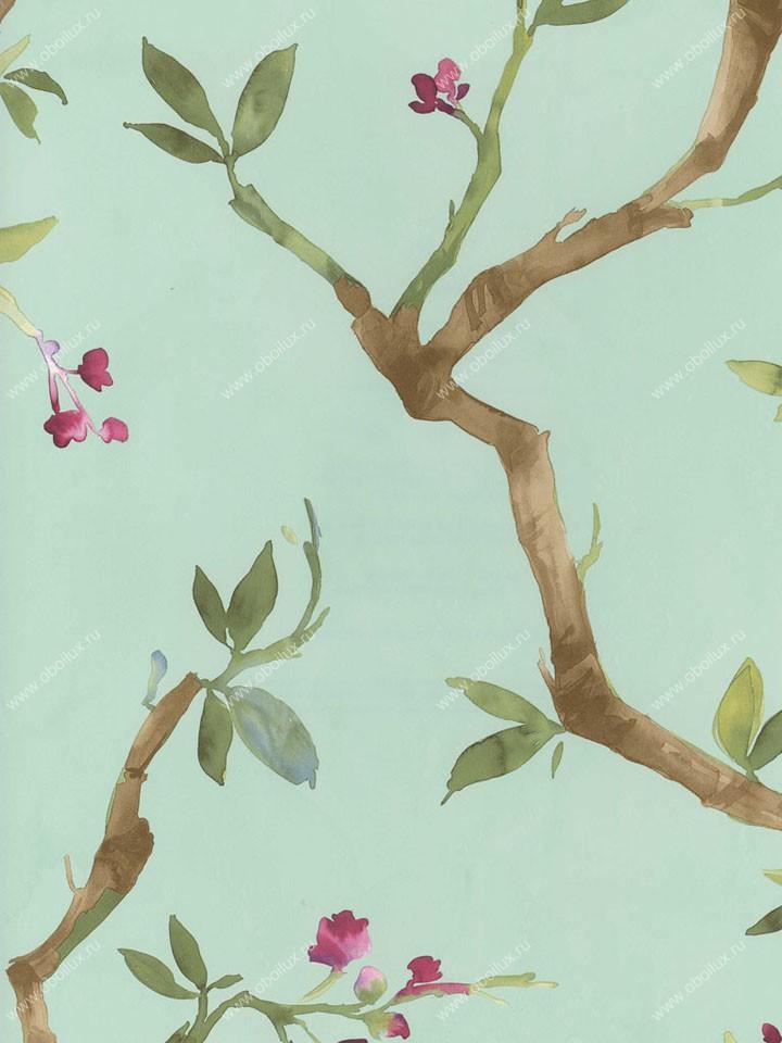 Американские обои Wallquest,  коллекция Fresh Floral, артикулFF90502