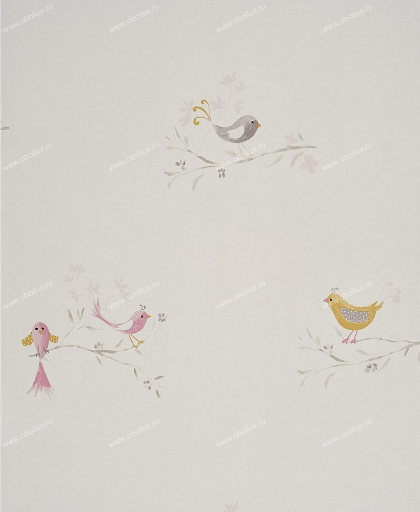 Французские обои Casadeco,  коллекция Douce Nuit, артикулDCN22684143