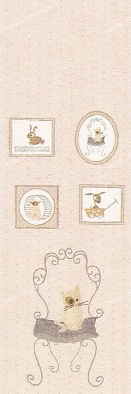 Французские обои Casadeco,  коллекция Louise et Tom, артикулLET_1317_11_04