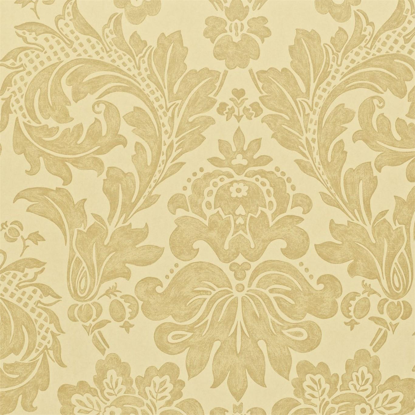 Английские обои Sanderson,  коллекция Wallpapers from a Painters Garden, артикулDAPGEL101