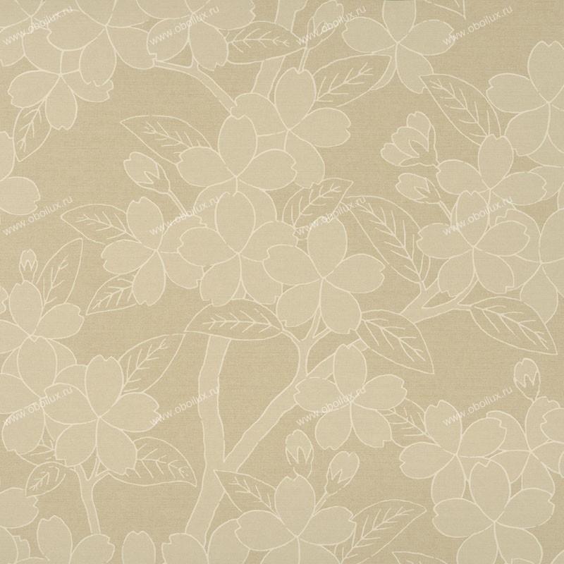 Английские обои Little Greene,  коллекция Oriental Wallpapers, артикул0275CATUSSA