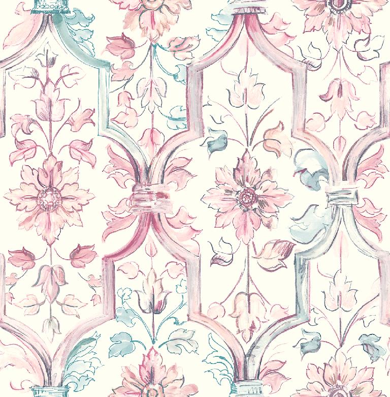 Американские обои Wallquest,  коллекция Jasmine, артикулJA30201