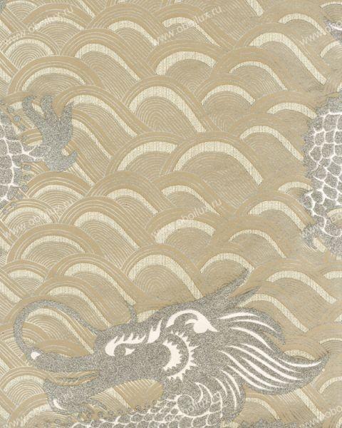 Английские обои Osborne & Little,  коллекция Matthew Williamson - Eden Wallpapers, артикулW6545-02